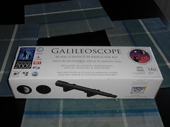 Galileoscope Box