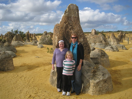 At the Pinnacles