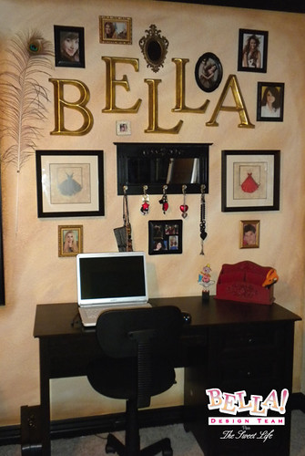 Bella Tween Room