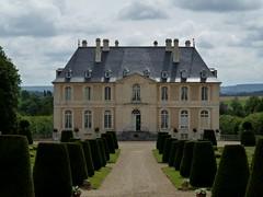 Château de Vendeuvre, Calvados, lundi 20 juillet 2009. (Guillaume Cingal) Tags: castle castles normandie juillet château auge paysdauge calvados picnik châteaux bassenormandie vendeuvre