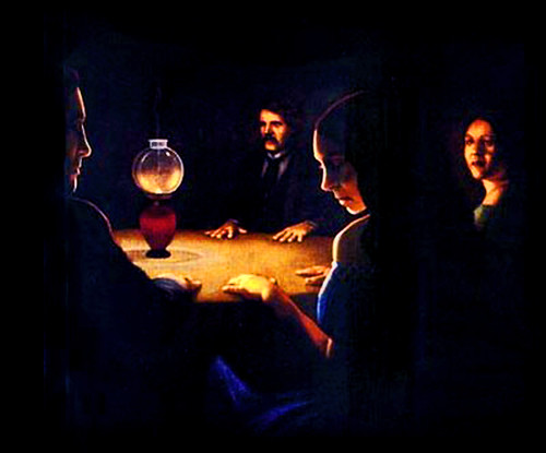 OFFERINGS seance temp promo image