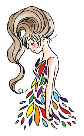 Petal Lady