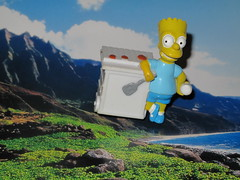 MARAVILLOSA VISTA (Gioser_Chivas) Tags: toy bart monito lossimpsons gioser