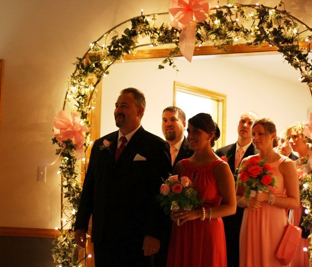 bridal party intros