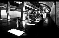 798 Space.03 (davidfattibene) Tags: china bw industrial beijing exhibition 798 bncittà