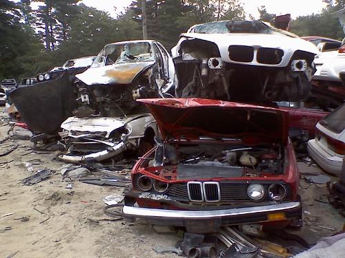 car wreckers Christchurch
