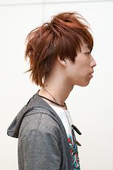【男生髮型】夏日不對稱髮型