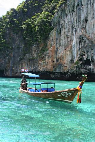Koh Phi Phi lay lagune