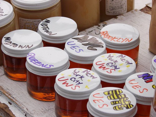 Urban Honey from NYC's Beekeepers
