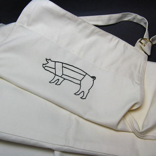 The Other White Meat Apron