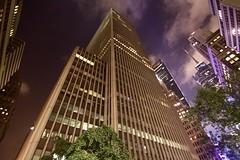 Manhattan (Gwenaël Piaser) Tags: night notte nuit gratteciel skyscraper grattacielo building immeuble manhattan nyc new york newyork usa july 2009 unlimitedphotos canon eos 50d canoneos eos50d canoneos50d tokinaaf1116mmf28 atx116prodx tokina 116 atx 1116mm tokina1116mmf28 wideangle wide angle gwenflickr небоскребы 1000 city ville
