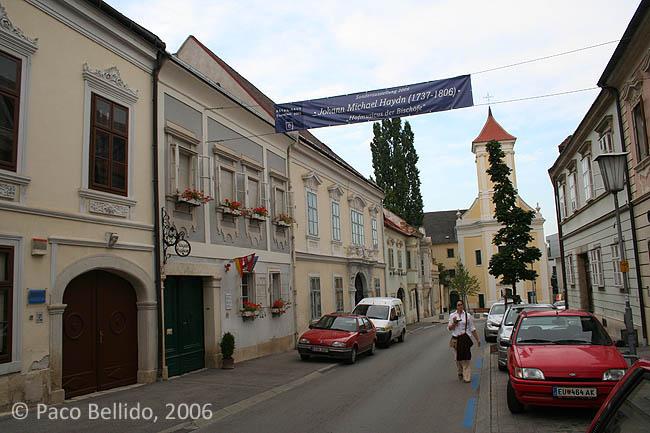 Casa de Haydn. © Paco Bellido, 2006