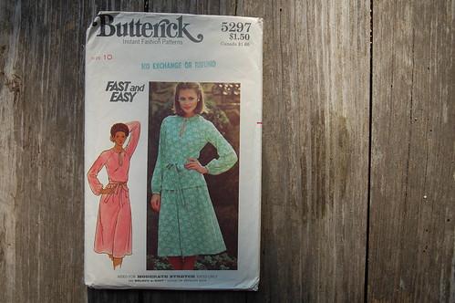 Butterick 5297