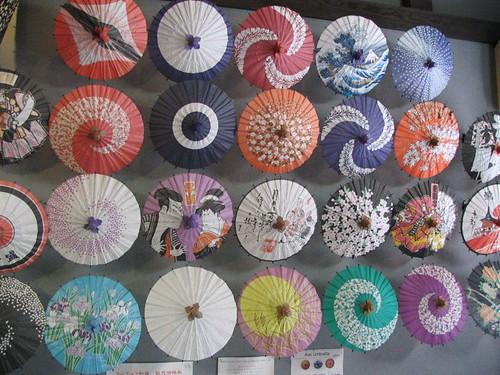 Petit umbrellas