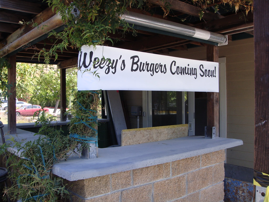 Weezy's Burgers