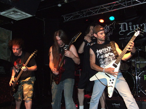 Ravage - Dingbatz, Clifton, NJ 8/21/09 (Metal Blade)