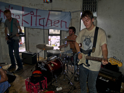 08.21.09 Snakes Say Hisss @ Bikes in the Kitchen (20)