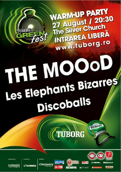 Tuborg Green Fest Warm Up Party