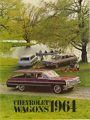 1964 Chevrolet Station Wagons (coconv) Tags: auto old classic cars chevrolet hardtop car station vintage magazine wagon flyer automobile postcard ad 64 advertisement vehicles chevy postcards vehicle autos collectible brochure 1964 stationwagon wagons prestige