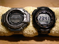 PRO-TREKs (mah_japan) Tags: watch casio pathfinder manaslu protrek prx2000t prx2000 prt420 prt40 prx2000yt prx2000yt1jr