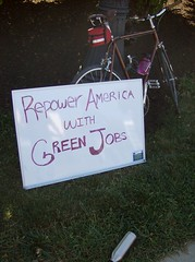 Repower America with Green Jobs (ProgressOhio) Tags: columbus ohio bus solar bill wind protest rep security congress american townhall environment schmidt coal republican aces act gop senate pence representative latta renewableenergy cleanenergy boehner dirtyenergy