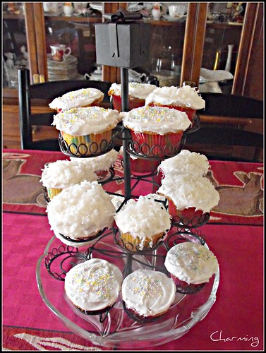 birthday cupcake surprise