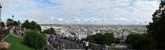 Paris panoramique Panorama - Montmartre (normandie2005) Tags: panorama paris france stitch pano montmartre panoramic iledefrance stitched parijs panoramique parigi pras  pary   pa   pariisi pariz   parze paris     parios    paryiuje