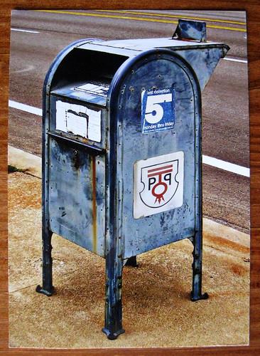 PodPost mailbox