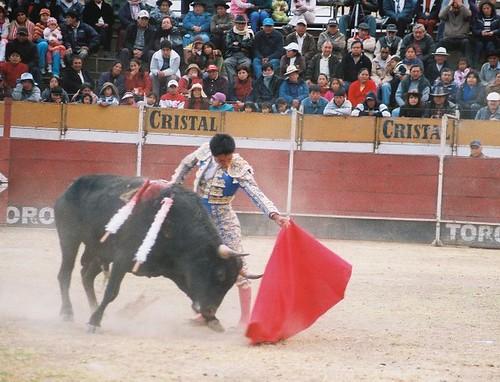 Juan Carlos Cubas en Canta