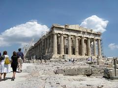 Partenon, Acrópole de Atenas, Grécia