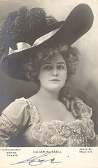 free to use Lillian Russell (DALAIWMN) Tags: lillianrussell hugehat