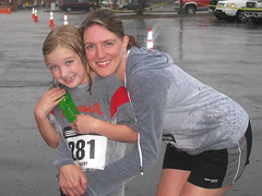 rainy runners
