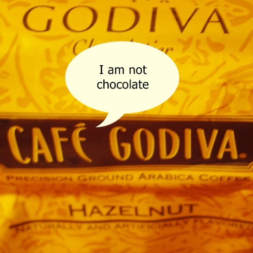godiva coffe