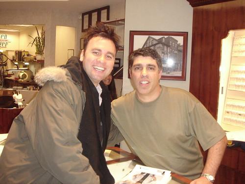 Howard Stern book fan photo