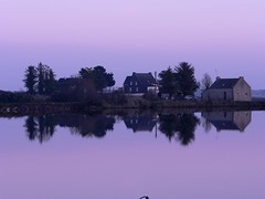 Etel (Ecolobicy) Tags: mer france top we paysage morbihan couchdesoleil bzh k10d pentaxk10d