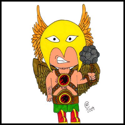 HawkmanPeanut