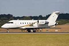 LZ-BVD - Air VB - Canadair CL-600-2B16 Challenger 605 - Luton - 090925 - Steven Gray - IMG_9660