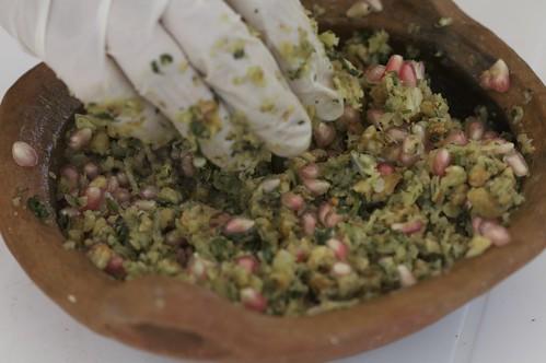 3959572238 8fe759e842 Batinjan Makdous  Preserved Stuffed Aubergines