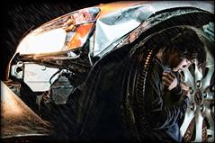 Crash & Burn - Day 28/365 (Von Wong) Tags: vonwong