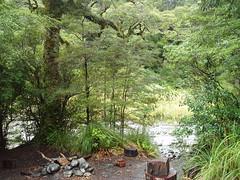 View from Atiwhakatu Hut