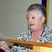 Becky Moeller at N texas JwJ Town Hall Meeting