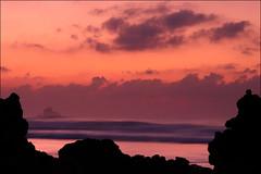 Last lights (Jose Viegas) Tags: sunset espaa sol de spain puesta cantabria