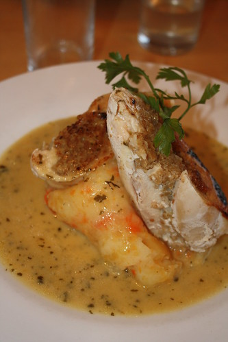 Food in Scotland - Chicken, Skirlie, Clapshot