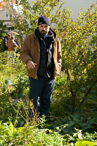 Edible Forest Gardens: talking about plants