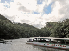 Wailua River Boat 2 (KGC Photos) Tags: vacation water hawaii kauai ferngrotto waimeariver