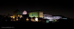 Morimondo in notturna (Veronica Gallan) Tags: lombardia architettura notturne 2011 morimondo abbaziadimorimondo