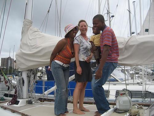Joburgers visiting Marcy Durban