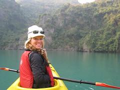 Cindy - Halong Bay
