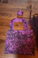 Pearl's bag