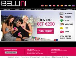 Bellini Casino Lobby